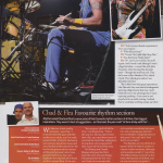 rhythm-August-2006-RHCP-Chad-Smith-Flea-5