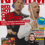 rhythm-August-2006-RHCP-Chad-Smith-Flea-cover