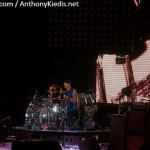 Red Hot Chili Peppers O2 Arena London November 2011 Anthony Kiedis Chad Smith Flea Josh Klinghoffer