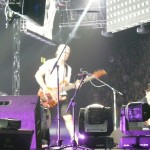Red Hot Chili Peppers Live LG Arena Birmingham 20th November 2011