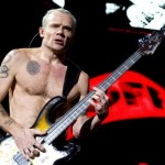 Red Hot Chili Peppers Perform in Concert in Madrid