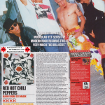 Kerrang 666 RHCP Blood Sugar Sex Magik review
