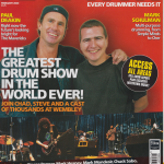 Rhythm-February-2000-Chad-Smith-RHCP-cover