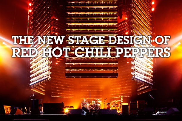 Rhcp tour 2011 red hot chili peppers fansite news and forum red hot chili peppers im with you stage set up new publicscrutiny Choice Image