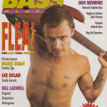 Bass-Player-Flea-RHCP-February-1992-cover