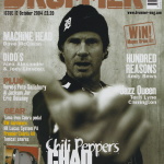 Drummer-12-RHCP-Chad-Smith-October-2004-cover