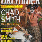 Modern-Drummer-August-1999-Chad-Smith-RHCP-cover