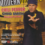Modern-Drummer-June-2006-Chad-Smith-RHCP-cover