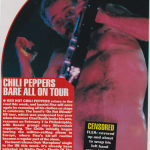 censored naked Flea Red Hot Chili Peppers