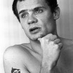 flea red hot chili peppers dolphin tattoo