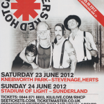 june-2012-RHCP-UK-tour-dates-Knebworth-sunderland