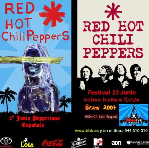 RHCP Magazine Adverts | Red Hot Chili Peppers fansite ...
