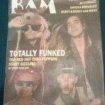 Red Hot Chili Peppers BAM magazine interview