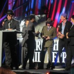 Red Hot Chili Peppers cleveland Rock n roll induction