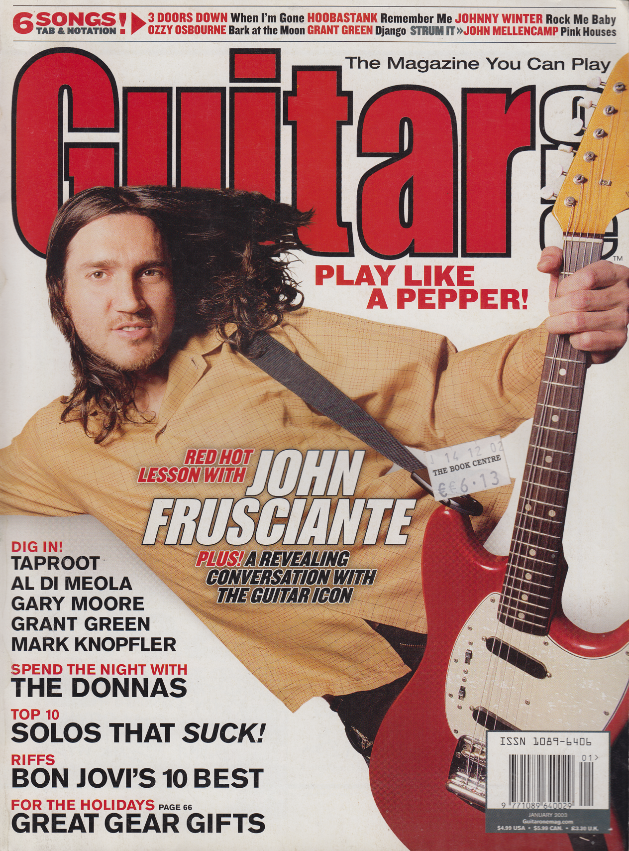 guitar-one-january-2003-cover