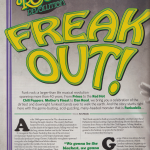 First page of Funk article