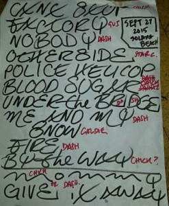 san-diego-rhcp-set-list