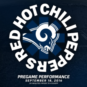 rams-rhcp-pregame-performance