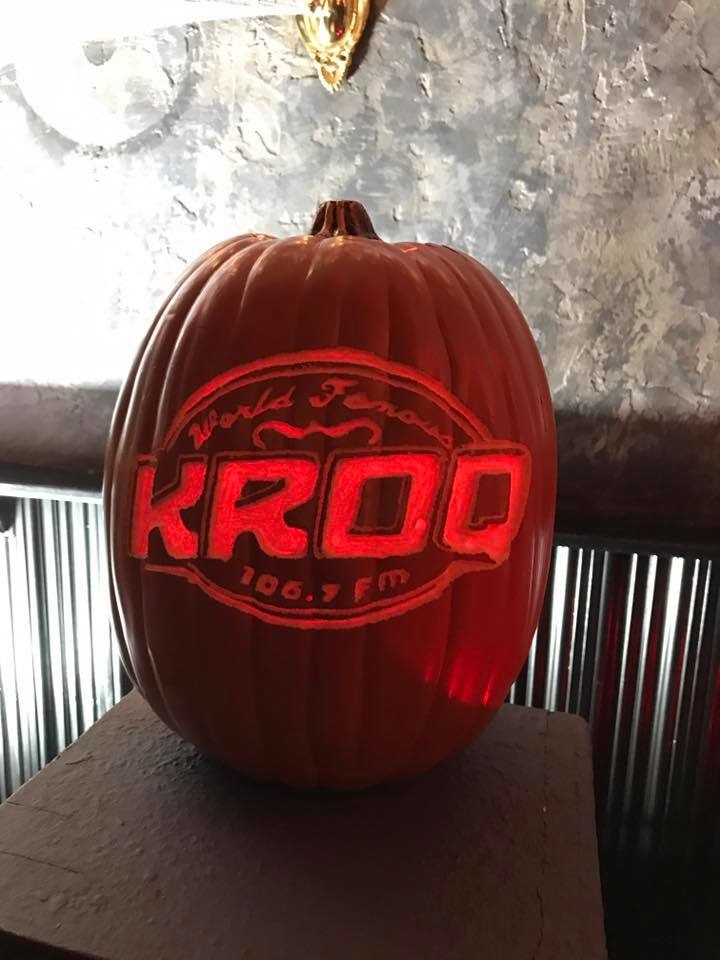 kroq-carved-pumpkin